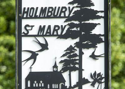 Holmbury St. Mary