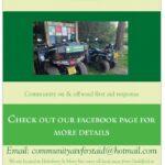 Community ATV First Aid Flyer